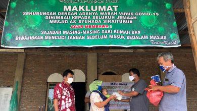 Photo of Martin Manurung Kirim Sembako Untuk Warga Muslim di Kawasan Danau Toba