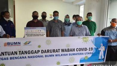 Photo of Gugus Tugas Labuhanbatu terima bantuan APD dari BUMN dan Partai NasDem