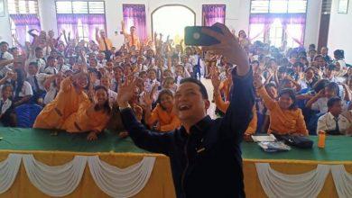 Photo of Martin Mengajar Hadir di Parmaksian, Kabupaten Toba