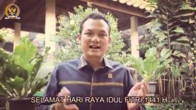 Photo of Martin Manurung: Selamat Hari Raya Idul Fitri 1441 Hijriah