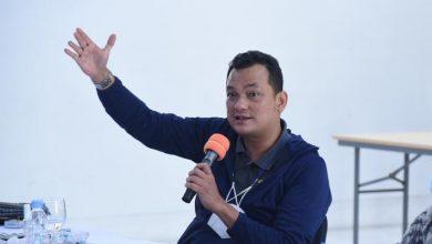 Photo of Martin Minta Sandiaga Uno Percepat Visi Jokowi soal Danau Toba