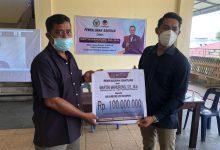 Photo of Reses Pertama, Martin Manurung Salurkan Bantuan Rp 2,8 M